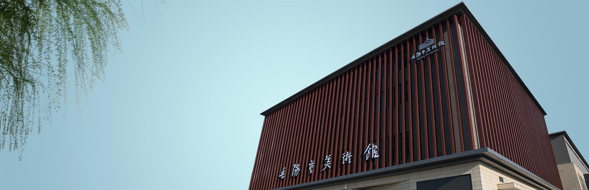 岳阳市美术馆,岳阳美术馆